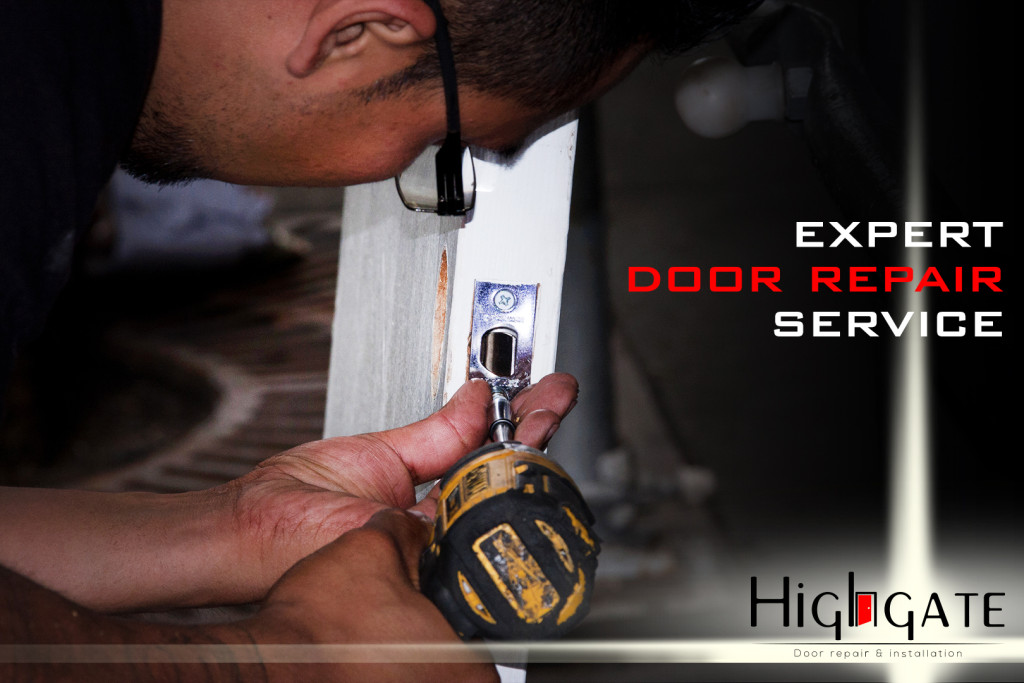Door Repairs - Replacement and Construction Service