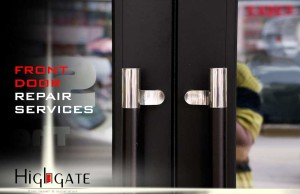 Front Doors: Repair, Installation and Service