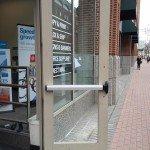 Commercial Glass Door Repairs, New York