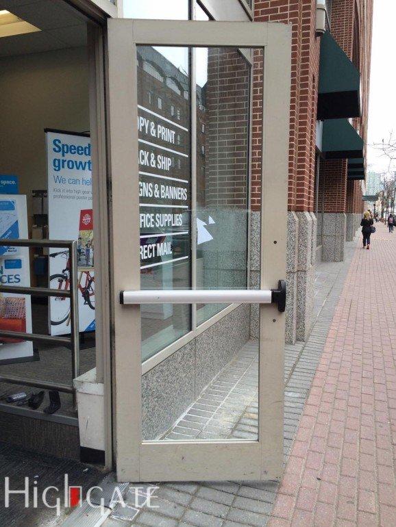 Storefront Doors Repair & Install