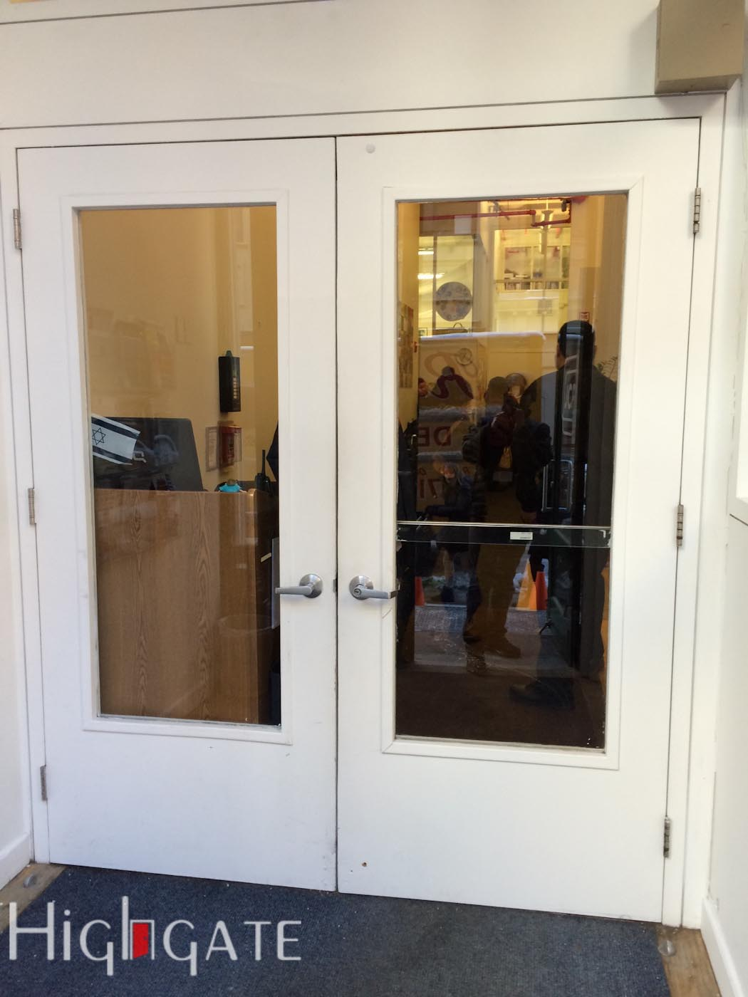 Nyc commercial residential door repair installation in for Residential entry doors