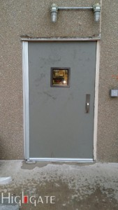 High Security Doors Repair & Install