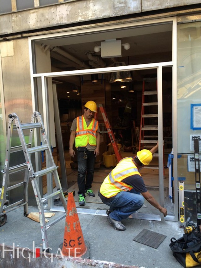 Commercial Doors Repair in NY