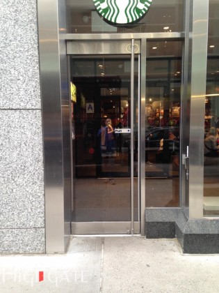 Commercial Glass Door Repair