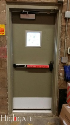 Fire Doors Repair and Install