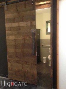 install exterior door