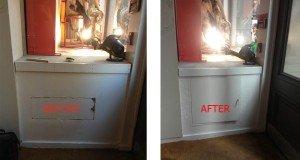 closet door repair NY