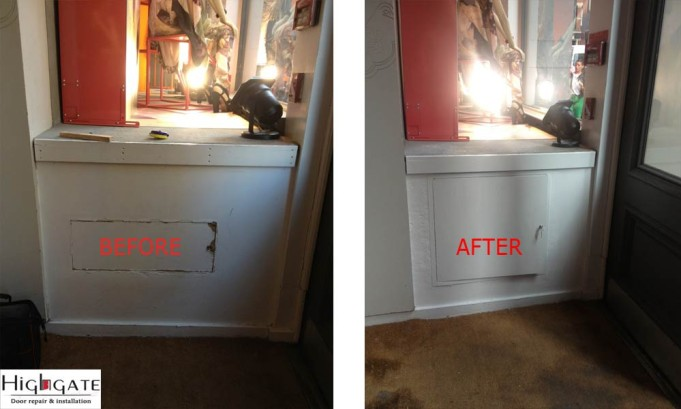 closet door repair NY