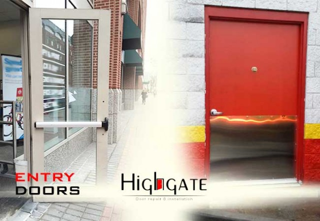 Entry Door Repair NYC