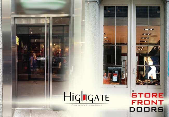 Storefront Door Repair Service NYC