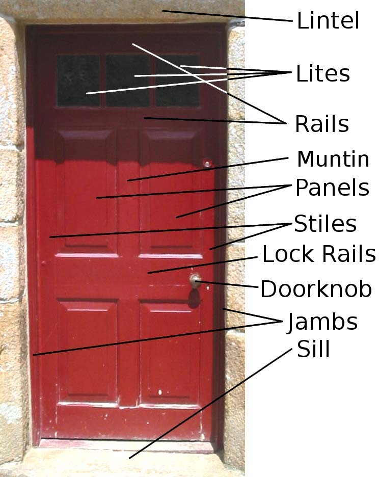 Repair Broken Door Jamb