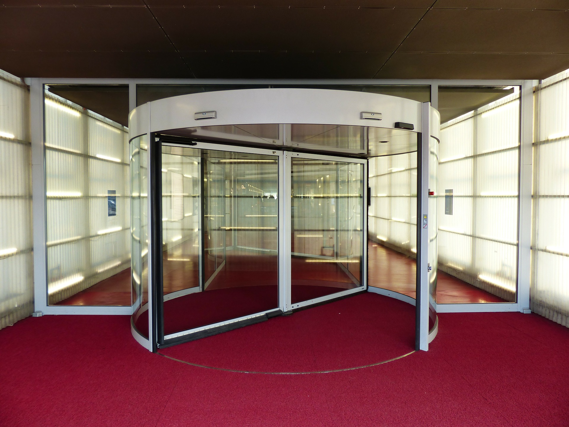 Choose High Gate Doors' Commercial Glass Door Repair for Your Needs