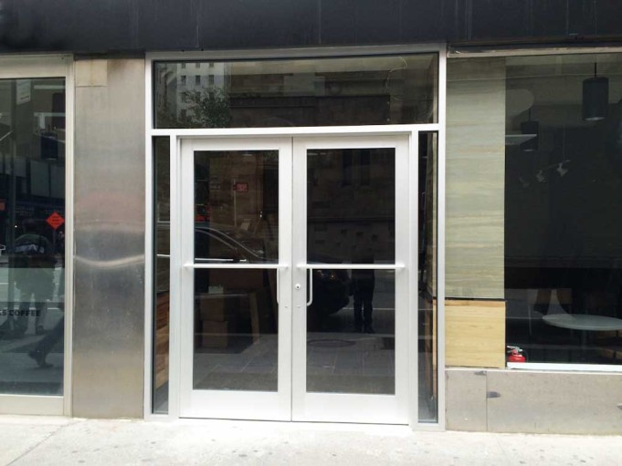 Commercial Door Repair Service NYC